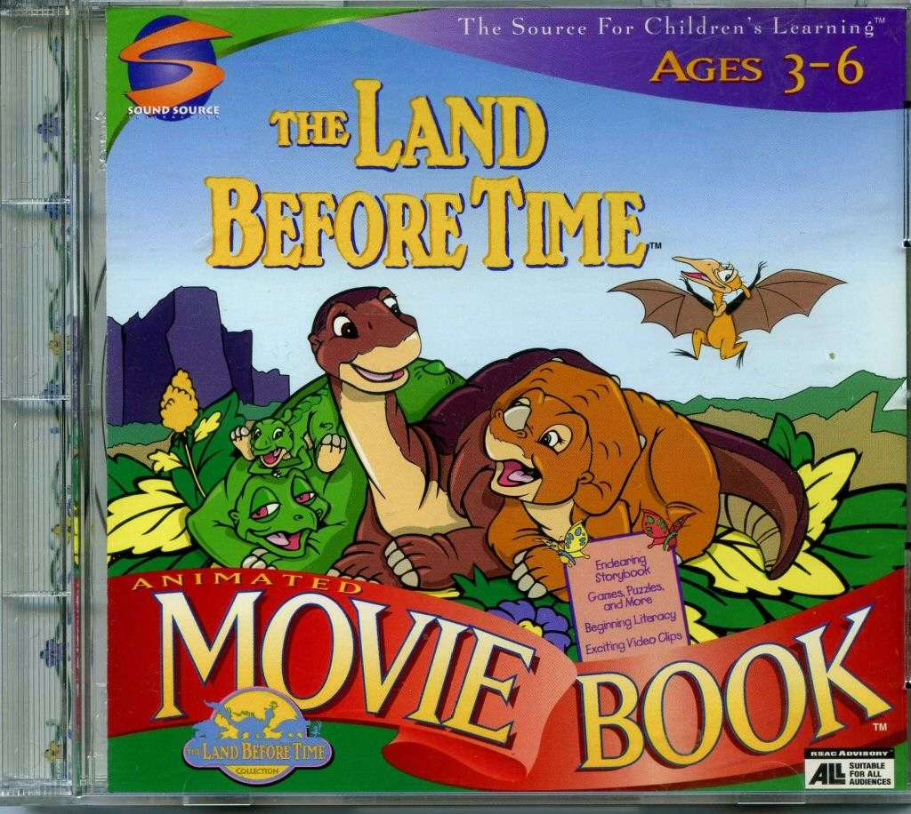 the land before time animated moviebook land before time wiki
