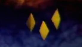 Pylons yellow
