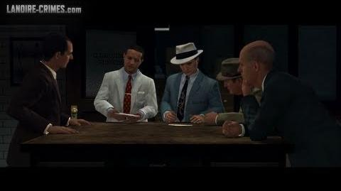 LA Noire - Walkthrough - Mission 13 - The Quarter Moon Murders (5 Star)