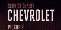 Chevrolet Pickup 2