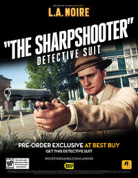 Lanoire preorder sharpshooter