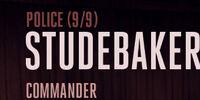 Studebaker Commander (Policía)