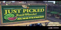 Just Picked Fruit Market