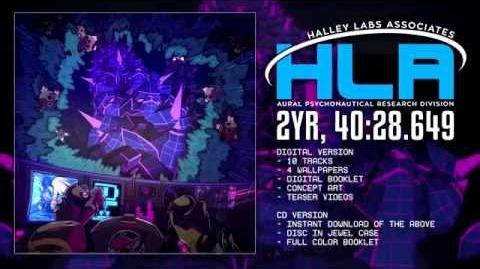 Halley Labs Associates - 2YR, 40-2yr trailer