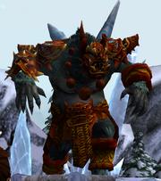 Oni Demon Red