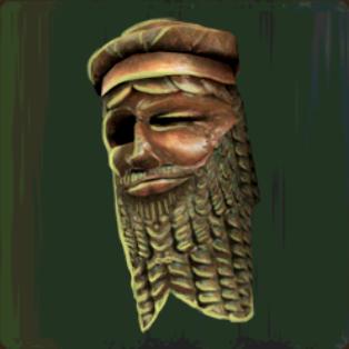 Ur-Uta Kingshead
