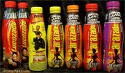 Larazade bottles