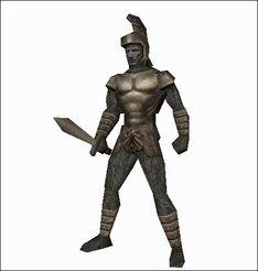 Roman Statue 2