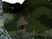 TR II Great Wall Screenshot