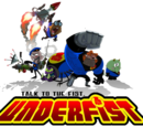 Underfist: The Series