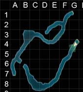 Blackdale sapphire pit grid