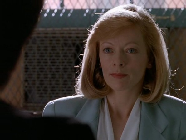 Frances Fisher law and order