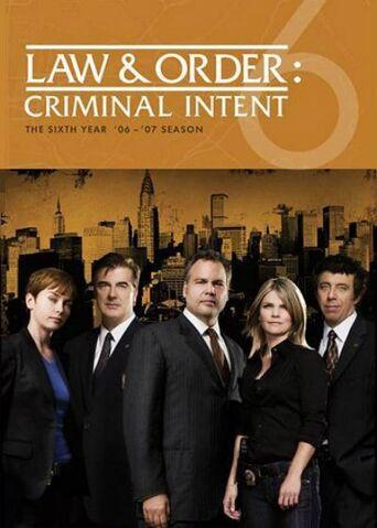 File:Law & Order Criminal Intent (Season 6) (2006-2007).jpg