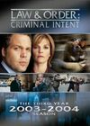 Law & Order Criminal Intent (Season 3) (2003-2004)