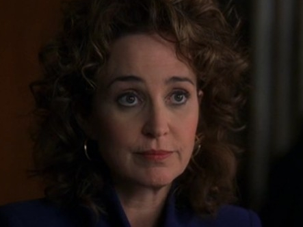 Annie Potts law and order svu