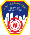 New York City Fire Department Emblem