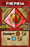 Fire Prism