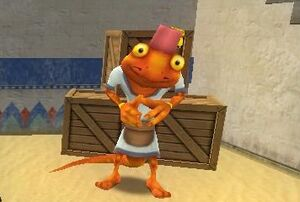 Orangemander