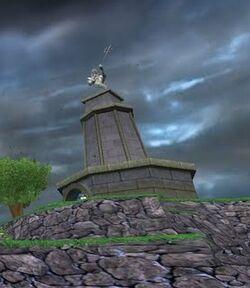 Storm Lighthouse