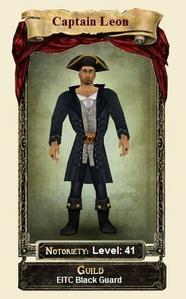Captain Leon