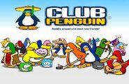 Club penguin...
