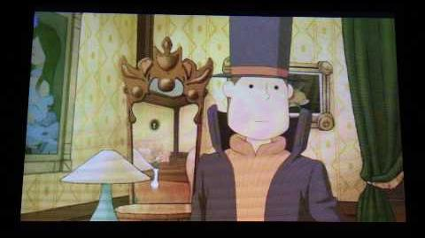 Professor Layton and the Miracle Mask Cutscene 19 (US Version)