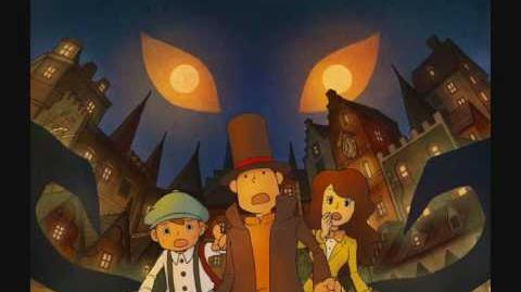 Professor Layton and the Specter's Flute OST De Scole's Theme