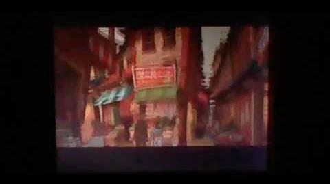 Professor Layton and the Spectre's Call the Last Specter - Cutscene 7 (UK Version)
