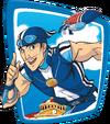 Nick Jr. LazyTown Navigation Sportacus