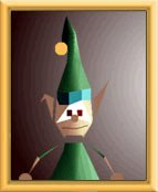 Character Joe the elf
