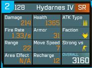 Hyadarstats