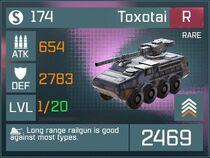 Toxotai R Lv1 Front-0