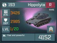 Hippolyta R Lv1 Front