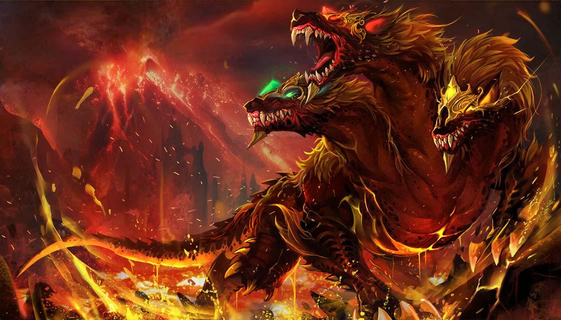 Evil Fire Dragon: LeagueOfAngelsFireRaiders Wiki