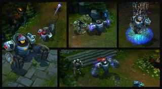 Blitzcrank Riot Screenshots