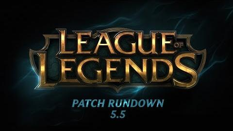 Patch Rundown 5.5