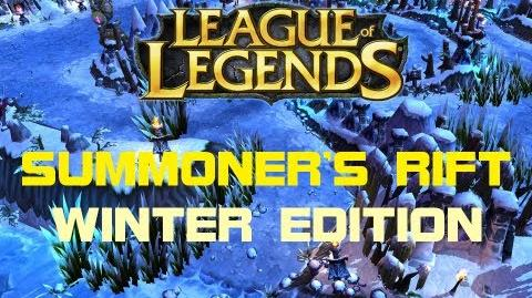 Summoner's Rift (Winter) Theme