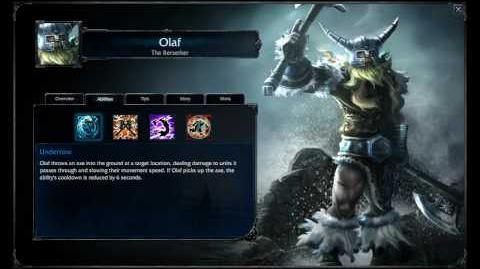 Olaf/Strategy