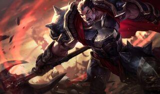 Darius OriginalSkin