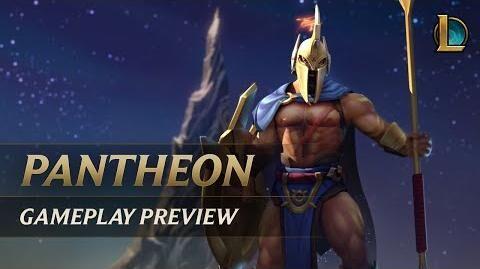 Pantheon Champion Spotlight