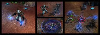 Zed Shockblade Screenshots