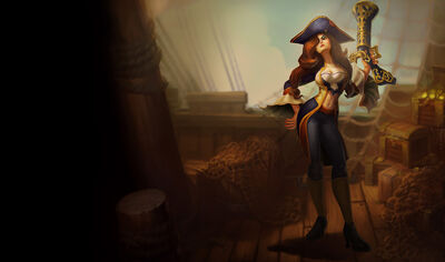 Miss Fortune WaterlooSkin old