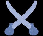 Emptylord Swordsman Large