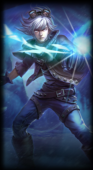 Ezreal FrostedLoading old2