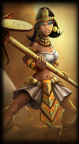 Nidalee PharaohLoading old