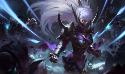 Irelia NightbladeSkin