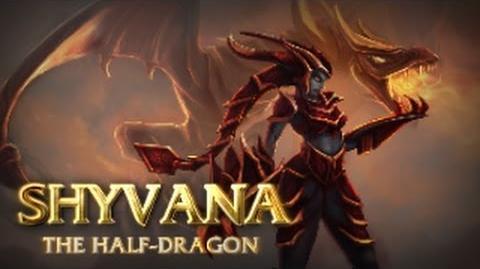 Shyvana/Strategy