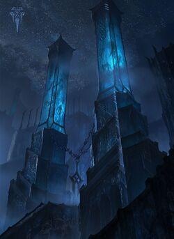Freljord Frostguard Citadel