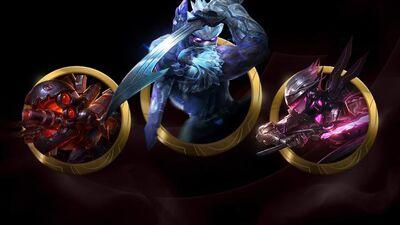 Champion skins