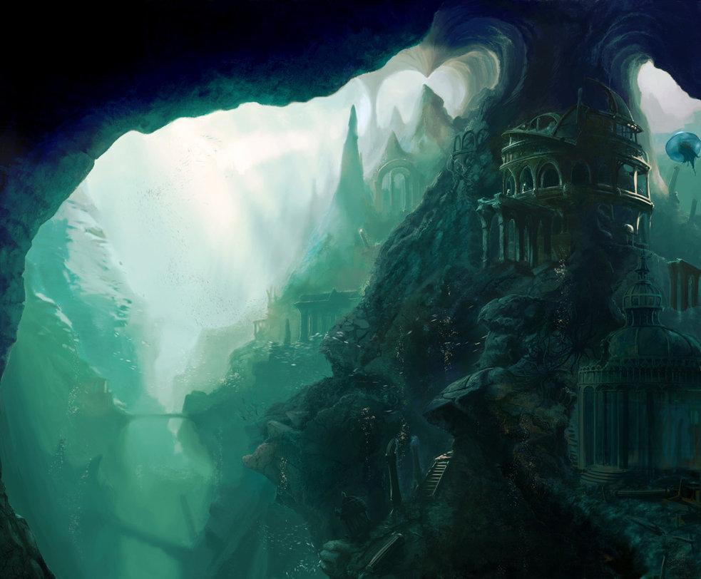 Emptylord FireDudeWraith Atlantis